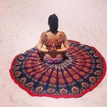Cotton Round Mandala Table Cover