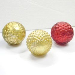 Christmas Tree Decorative Glass Hanging Bauble