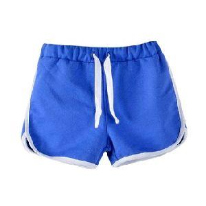 Girls Shorts Wth Elasticated Waistband
