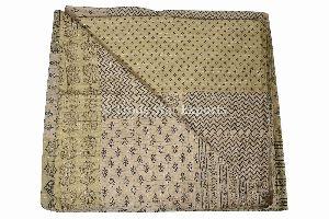 Indian Cotton Bedspread