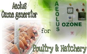 Poultry And Hatchery Ozone System By Aeolus