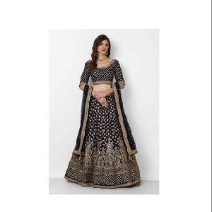 Heavy Exclusive Women Wear Designer Bridal Lehenga