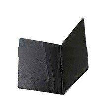 Leather Folder Emboss Logo
