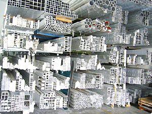 Aluminium Profiles & Sheets