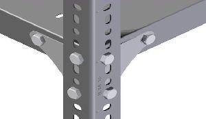 Slotted Angles & Shelving