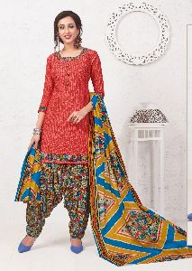 Kudi Patiyala Vol 3 Balaji Cotton Suits
