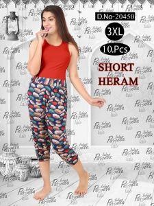 Pamela Short Heram Bottom Wear