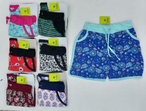 Sukhi Flowery Girls Shorts