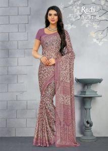Super Kesar Chiffon Uniform Vol 1 Ruchi Sarees