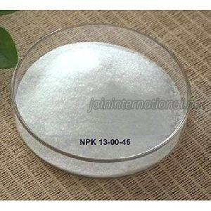 NPK 13:00:45 Water Soluble Fertilizer