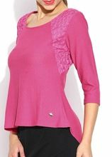 Girls Lace Blouse