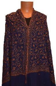 Woollen Embroidery Shawl