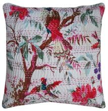 Printed Dazzling Cotton Cushion Cover
