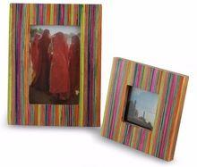 Decorative Handmade Mfg Wood Photo Frame