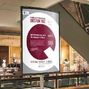 Indoor Advertisement Service