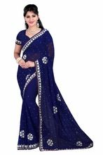 2656b4848a Stone Work Sarees in Surat - Manufacturers and Suppliers India