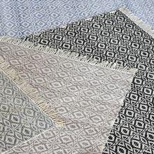 cotton jacquard rugs