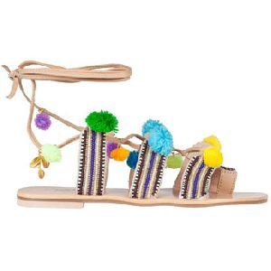 Unique Ladies Flat Sandal