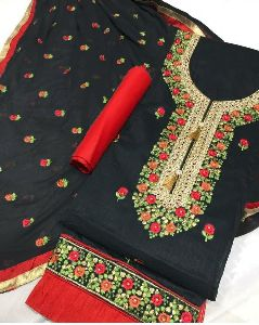 Femina Modal Silk With Ladies Wear Dress Material