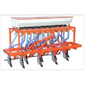 Seed Cum Fertiliser Drill Machine