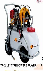 Trolley Power Sprayer