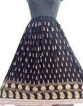 Ladies Designer Long Skirt