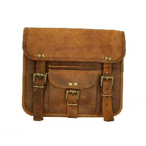Leather Bag For Men And Women