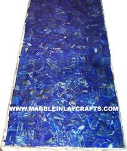 Semi Precious Lapis Lazuli Wall Slab