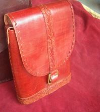 Goat Leather Ladies Hand Bag
