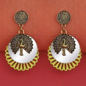 e8ede9bd52c7f Wooden Earrings - Manufacturers, Suppliers & Exporters in India
