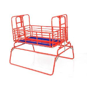 Red Foldable Cradle