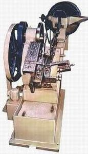 Automatic Cold Thread Rolling Machine