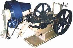 Automatic Bolt Head Trimming Machine