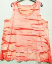 Organic Cotton Dye&dye Tank Top