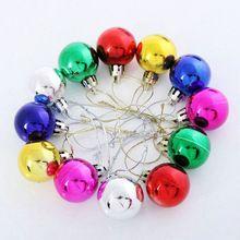 Christmas Ornament Plastic Ball