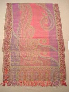 Wool Jamawar Shawl
