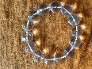 Crystal Dimond Cut Bracelete