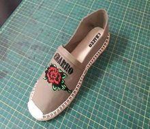 Canvas Fashion Espadrille Shoes