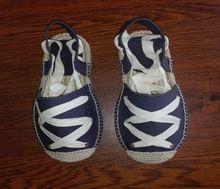 Women Flat Crochet Espadrille Shoes