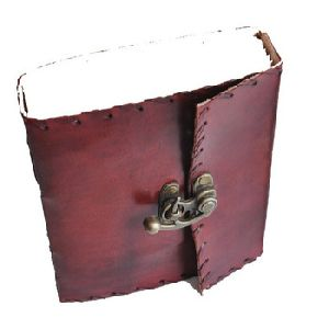 Exclusive Leather Journal Handmade Paper Diary