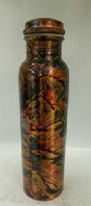 Copper Decals Water Bottle