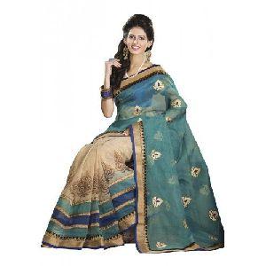 Banarasi Cotton Saree