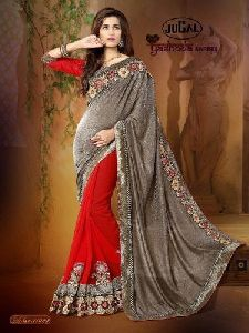 Bridal Wear Designer Saree