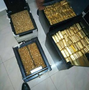 Au Metal Gold Bars