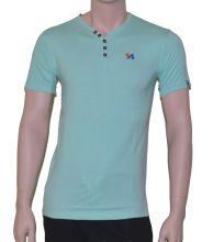 Men V-neck Designer Organic Cotton