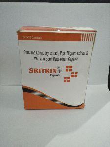 Sritrix Plus Ayurvedic Capsules