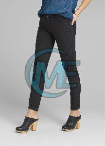 Ladies Cotton Trouser Skinny Fittings