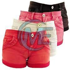 Ladies Hot Pant