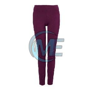 Ladies Lycra Cotton Leggings
