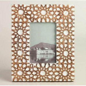 Wooden Designer Photo Frame